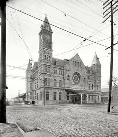 Union Station, Louisville, Kentucky 1906