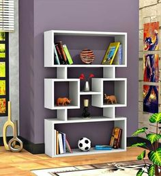 Bookshelf Design 2020 – What is the standard size of a bookshelf? - Home Ideas Bookshelf Design, Bookshelves, Bookcase, Amazing Decor, House Design, Home Decor, Tv, Ideas, Shelving Brackets