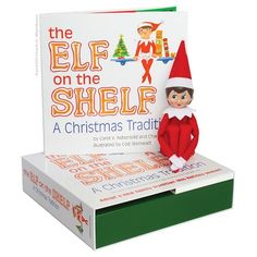 The Elf on the Shelf®: A Christmas Tradition with Light Skin Tone Girl Scout Elf : Target