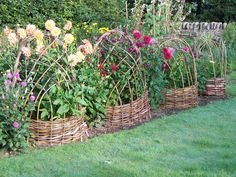 living willow sculptures | ... year. Living willow projects need to be completed within this season