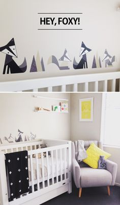 Foxy Wall Decal