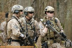SEAL Team 3 Airsoft, pretty good Navy SEAL impression kit.