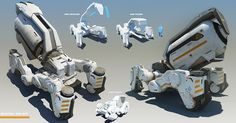Inside 3D - brink 컨셉아트
