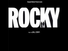 Rocky: Um Lutador - ''Gonna Fly Now'' - YouTube