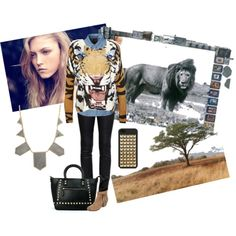 trying out polyvore and I LOVE it!