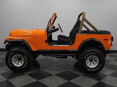 This 1979 Jeep CJ-7 is listed on Carsforsale.com for $19,995 in Charlotte, NC