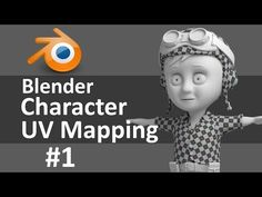 Blender Character UV Mapping 1 of 3 - YouTube