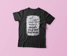 Rule No. 1 Don't Fall Off The Boat - Camping Outdoors Skiing Houseboat - Cruise Lake T-Shirt - Women's Short Sleeve T-shirt  Cruise Ship Accessories Get Vacation cruise boat ship tee for all. I am on Cruise control will be a hit of the boat trip  Perfect Gift for anyone you know going on a cruise vacation on a cruise ship boat. cruise ship, cruise tags, cruise alcohol smuggling, cruise attire, cruise attire for men, cruise accessories, cruise flask, cruise luggage tags, cruise lanyard