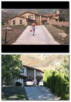 #thenandnow #et #ettheextraterrestrial #phonehome Elliot's house 1982 and 2011