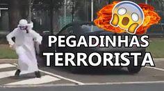 As Melhores Pegadinhas Terrorista -  Sucesso das Pegadinhas Engraçadas -...