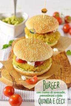 Che fantastica scoperta questi burger vegetariani!  Si preparano velocemente, contengono ingredienti sani e genuini, rappresentano un'ott...