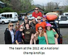 Hollins University Downriver Racing Team