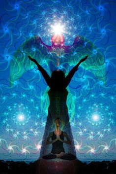 although you appear in earthly form, your essence is pure consciousness. you are the fearless guardian of Divine Light. ~ rumi