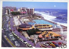 I found this lovely old postcard somewhere on the rounds showing Sea Point pavilion. Old Pictures, Old Photos, Vintage Photos, Places To Travel, Places To See, Cape Town South Africa, Pretoria, African History, Pavilion
