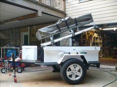 Offroad Tent Trailer