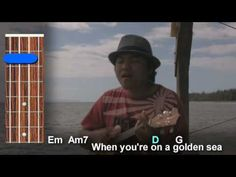 "▶ ""Island In The Sun"" Ukulele Play-Along!"