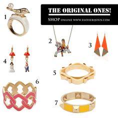 #rings #necklaces #bracelets #earrings #fashion