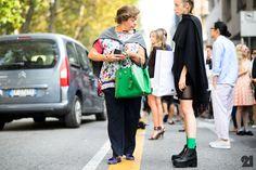 Le 21ème / After Marni   Milan  // #Fashion, #FashionBlog, #FashionBlogger, #Ootd, #OutfitOfTheDay, #StreetStyle, #Style