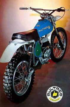 BULTACO PURSANG MK9 1976