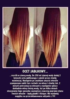 Notice: Undefined variable: desc in /home/www/weselnybox.phtml on line 23 Everyday Hairstyles, Diy Hairstyles, Pretty Hairstyles, Diy Hair Treatment, Alternative Makeup, Pinterest Hair, Grunge Hair, Health And Beauty Tips, Hair Health