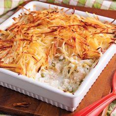 Tarte au tilapia et câpres - Recettes - Cuisine et nutrition - Pratico Pratique