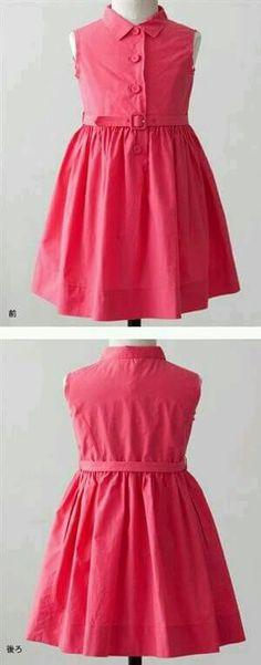 Vestido lindo rosa eu amo rosa