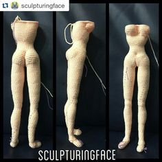 "28 Likes, 1 Comments - 78thStitch (@78thstitch) on Instagram: ""Amazing! Awesome! ~ ~ ~ #Repost @sculpturingface ・・・ Continue to work seriously  #amigurumi…"""