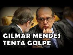 Urgente! Gilmar Mendes arma golpe contra a Lava Jato em reunião com Temer