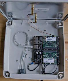 Fabfi opensource wifi mesh platform. More resource @ http://code.google.com/p/fabfi/