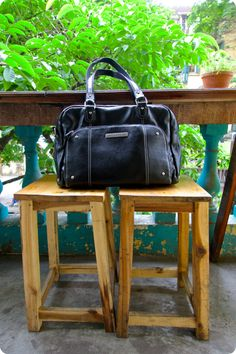 Cool Coffee For Working Online In Hanoi Vietnam Red Bags Blue