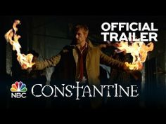 NBC's Constantine Season One Trailer/ Come on and watch ( Friday's ) your gonna be hooked!!!..