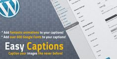 This Deals WP Easy Captions with Google Fontsso please read the important details before your purchasing anyway here is the best buy
