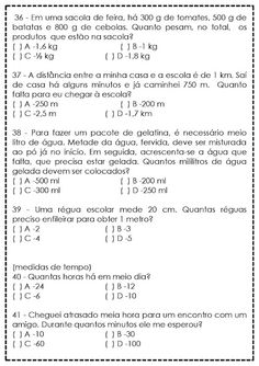 Atividades de Matemática para 5º Ano - Reforço - SÓ ESCOLA Thing 1, Sheet Music, Education, Interactive Activities, Cognitive Activities, Reading Assessment, Math Questions, Activities, 1st Grades