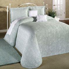 Provence Matelasse Bedspread Bedding