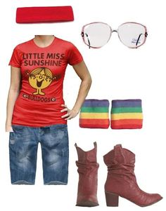 affordable fashion tips and trends the savvy stylist little little miss sunshineaffordable - Little Miss Sunshine Halloween Costume