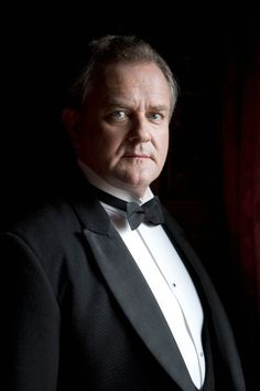 "Lord Grantham in ""Downton Abbey"""