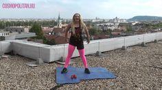 Cosmo Bikini Boot Camp - Váll & Hát edzés