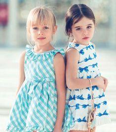 Girls Dresses ~ Minimoda.es #Kids #Fashion #Style