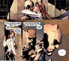 "Talia al Ghul in ""BATMAN: HUSH"" Catwoman and Batman"