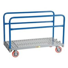 Little Giant Adjustable Sheet and Panel Truck with Perforated Deck, 2000 lbs Capacity, Length x Width Platform Folding Trolley, Kawaii Bedroom, Trucks Only, Panel Truck, Little Giants, Workshop Storage, Trucks For Sale, Framing Materials, Building A House