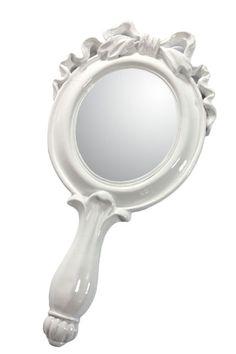 espelho mão