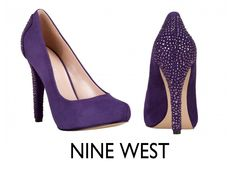 NINE WEST PUMP COLDFEET - Pumps - Zapatos Nine West México #purple #morado