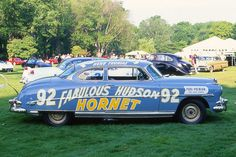 1952 Hudson Hornet coupe Stock Car racer