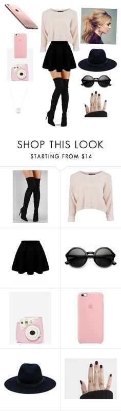 """cute out to go outfit 💗"" by cos-stacy ❤ liked on Polyvore featuring Liliana, AT&T, ZeroUV, Fujifilm and rag & bone"