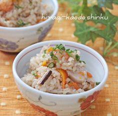 五香粉香る~♪むきえびと根菜の中華風炊き込みご飯 by shinkuさん ...