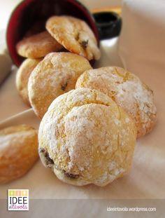 Biscotti alla zucca - Pumpkin Cookies