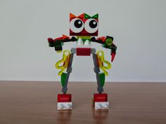 Totobricks: FLAMZER GLOMP MIX or MURP ? LEGO MIXELS Lego 41531 Lego 41518 http://www.totobricks.com/2015/04/flamzer-glomp-mix-or-murp-lego-mixels.html