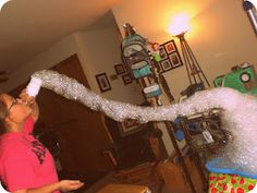 """""""snake bubbles""""  -  Pinned by @PediaStaff – Please Visit http://ht.ly/63sNt for all our pediatric therapy pins"""