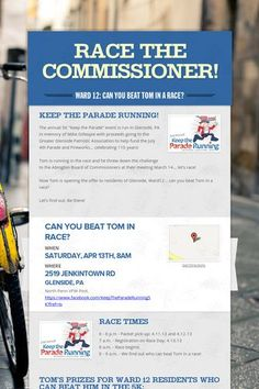 Race the Commissioner! https://smore.com/b4rx