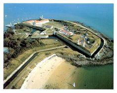 Fort de la Rade, île d'Aix